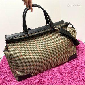 Diane Von Furstenberg Vintage Travel Bag
